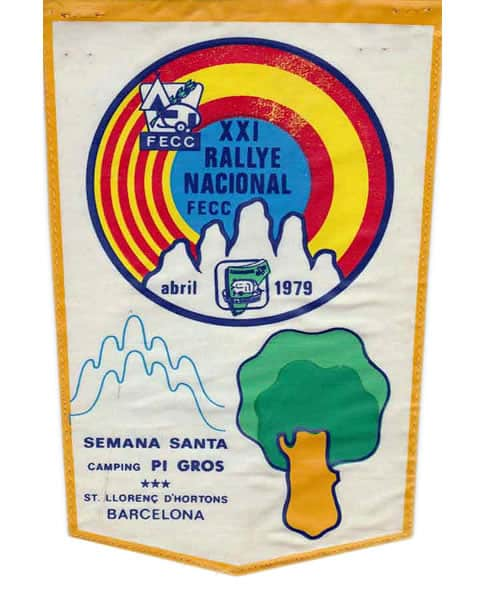 21º Rallye Nacional de Camping y Caravaning