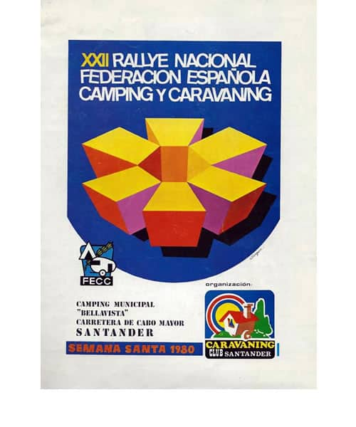 22º Rallye Nacional de Camping y Caravaning