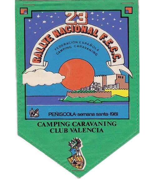 23º Rallye Nacional de Camping y Caravaning