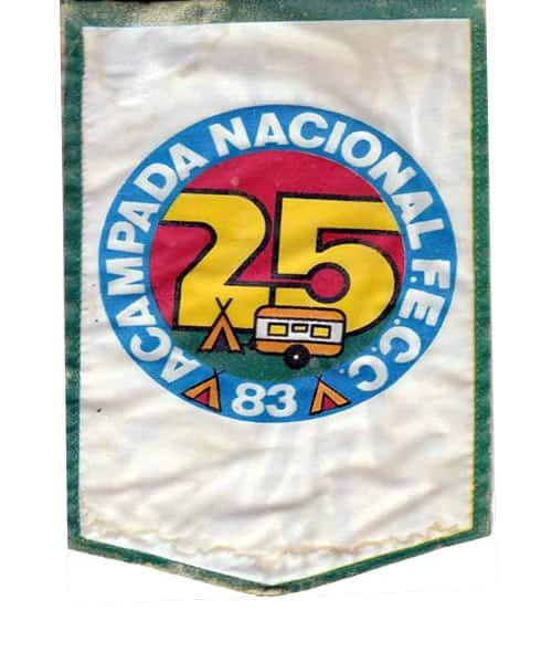 25ª Acampada Nacional de la FECC