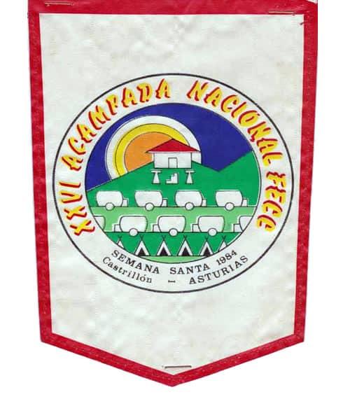 26ª Acampada Nacional de la FECC