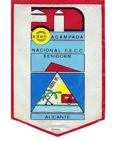 27ª Acampada Nacional de la FECC