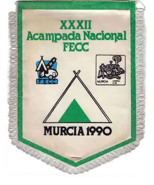 32ª Acampada Nacional de la FECC