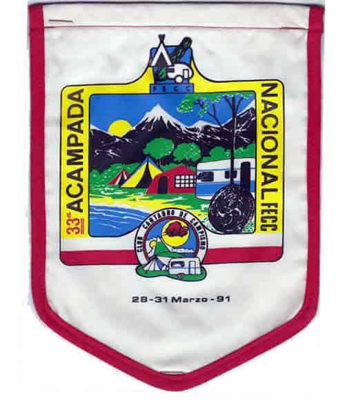 33ª Acampada Nacional de la FECC