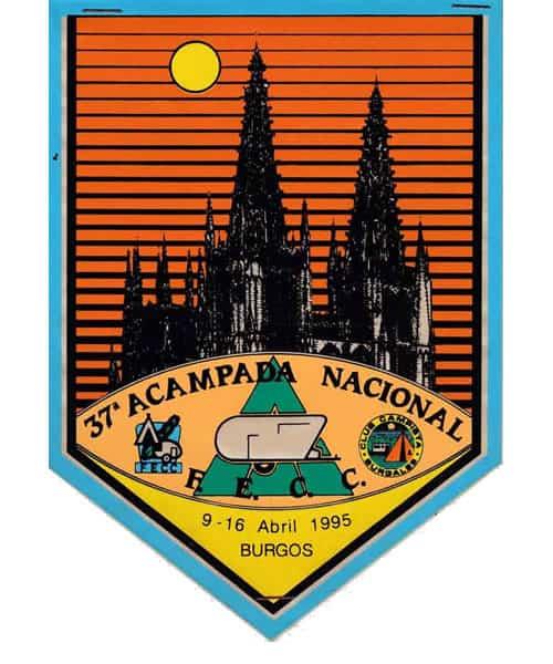 37ª Acampada Nacional de la FECC
