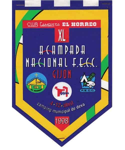 40ª Acampada Nacional de la FECC