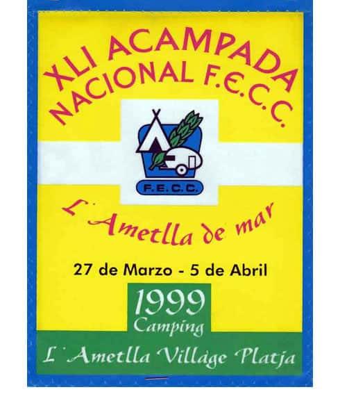 41ª Acampada Nacional de la FECC