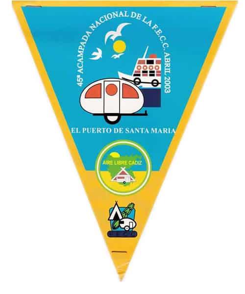 45ª Acampada Nacional de la FECC
