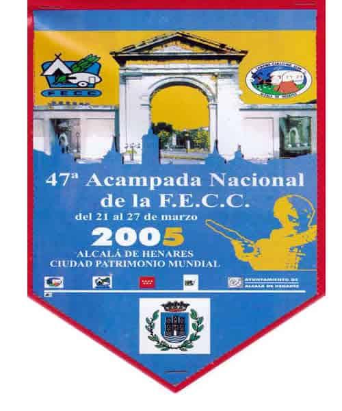 47ª Acampada Nacional de la FECC