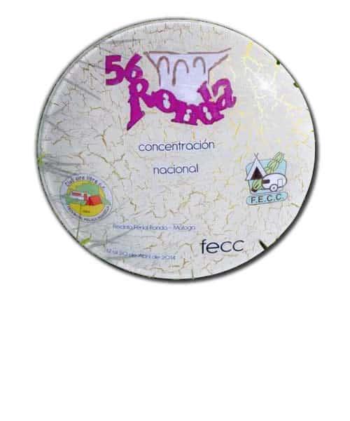 56ª Concentración Nacional de la FECC