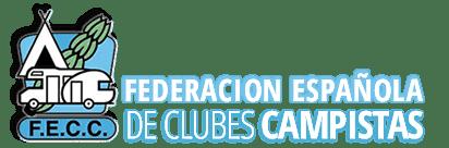 Federación Española de Club Campistas - FECC - Logotipo
