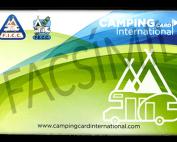 Carnet Internacional de Camping