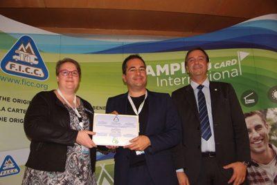Congreso de la FICC se premiaron a los considerados como los 100 mejores campings europeos.